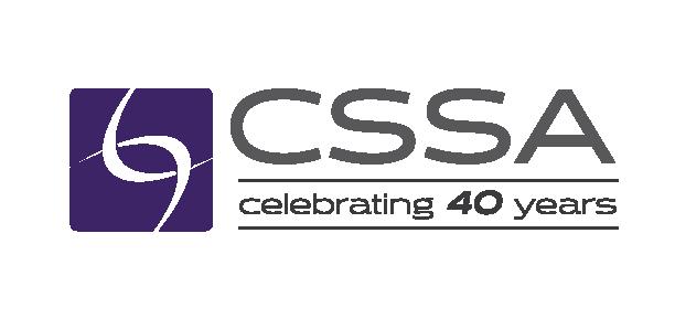 CSSA_40years_logo